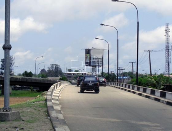 Cylindrical Unipole – Third Mainland Bridge, Lagos