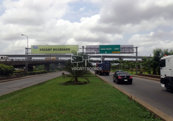 Gantry Billboard – Apapa-Ijora Road, Lagos