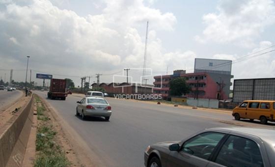 Rooftop Billboard – Apapa-Oshodi Expressway, Lagos