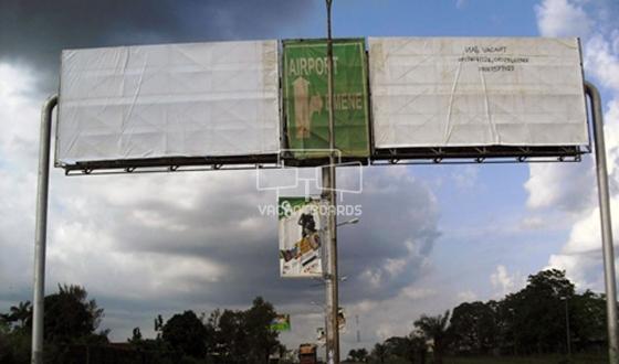Gantry – Enugu Airport  Road, Enugu