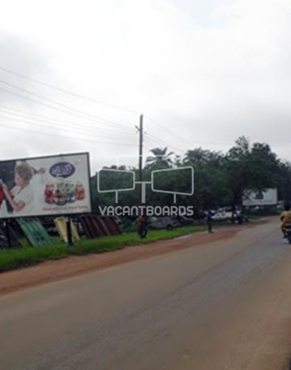 Super 48 Sheet - Ife Ilesha Road, Ibadan