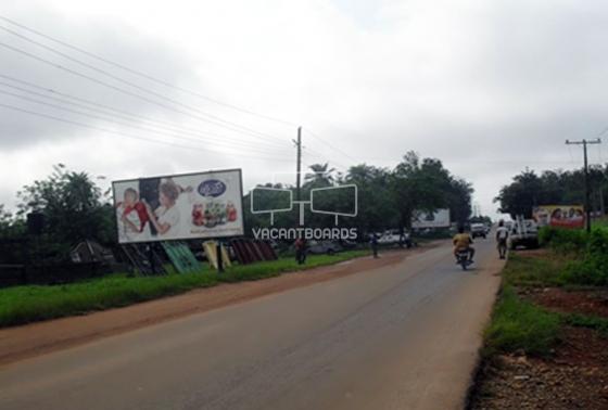 Super 48 Sheet – Ife Ilesha Road, Ibadan