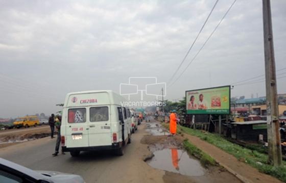 Landscape Unipole – Lagos Badagry Express Way, Ogun State
