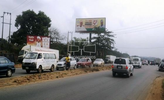 Landscape Unipole – Lagos Benin Express Way, Ogun State