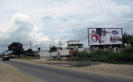 Landscape Unipole – Port-Harcourt Aba Road, Rivers.