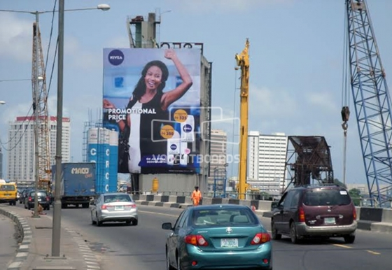 Wall Drape – Eko Bridge, Lagos