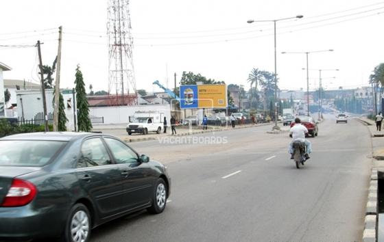Light Box Billboard – Berger, Lagos