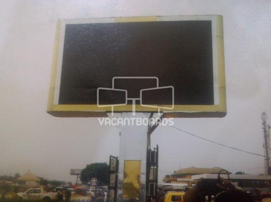 LED Billboard – Umuahia, Abia