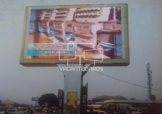 LED Billboard – Osisioma, Abia