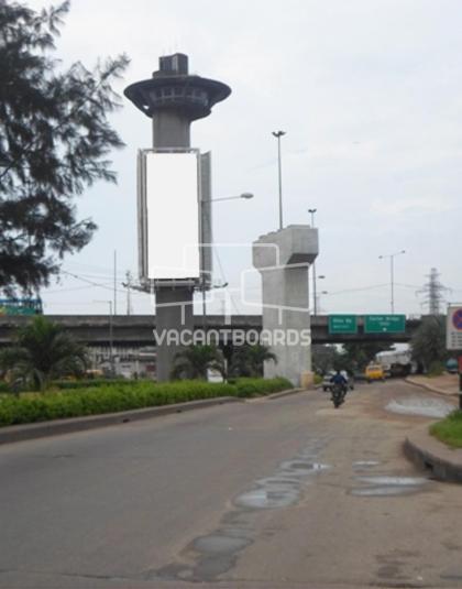 Portrait Unipole - Ijora, Lagos