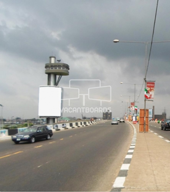 Portrait Unipole – Apongbon, Lagos