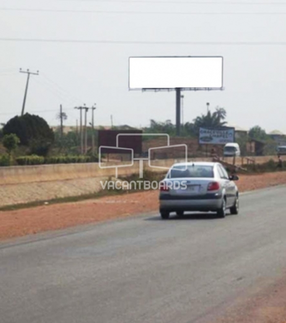 Landscape Unipole – RCCG Camp, Lagos-Ibadan Express