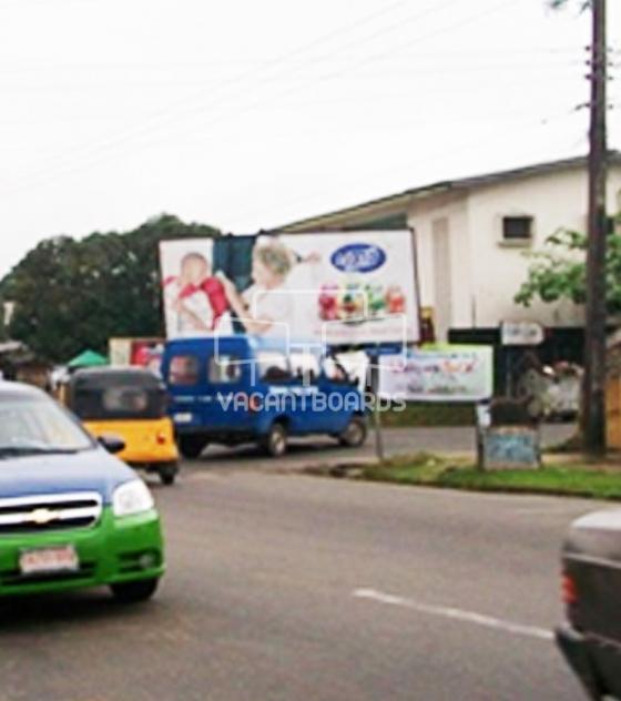 Landscape Unipole – Main Avenue, Ekpo Obasi Calabar