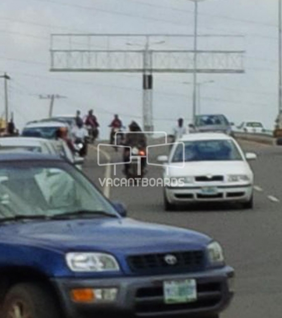 Gantry – Aleshinloye Road Ibadan, Oyo
