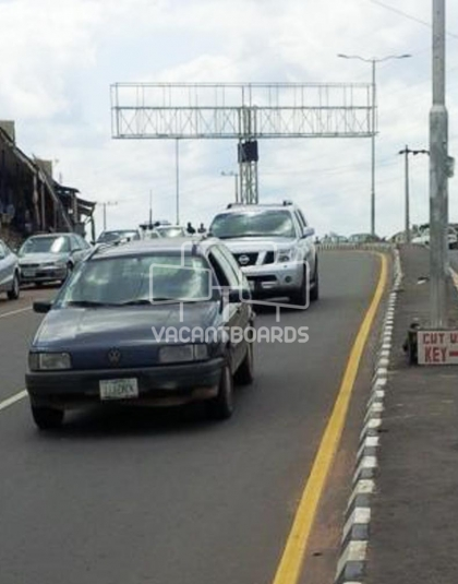 Gantry - Aleshinloye Road Ibadan, Oyo