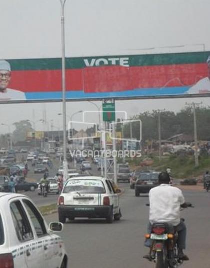 Gantry - Bodija Road Ibadan, Oyo