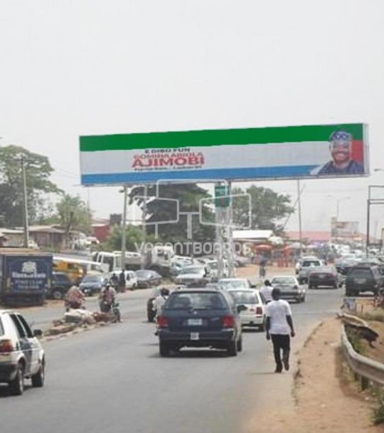 Gantry – Bodija Road Ibadan, Oyo