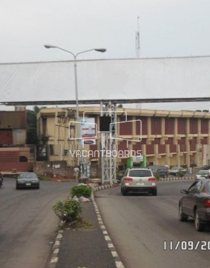 Gantry - Femi Johnson Junction, Oyo