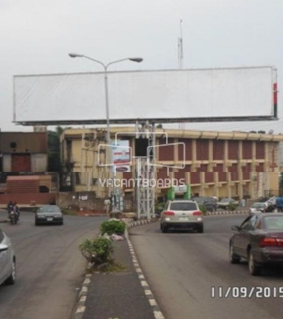 Gantry – Femi Johnson Junction, Oyo