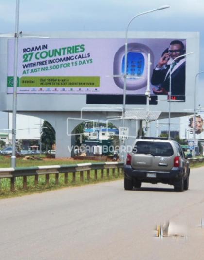 LED Landscape dipole - MMA 1, Lagos
