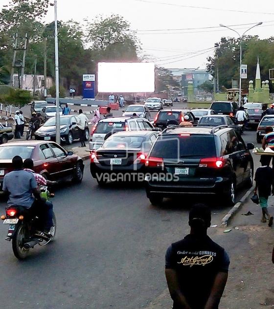 LED Billboard – Kuto Cultural Center, Ogun