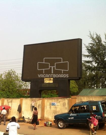 LED Billboard - Maryland, Lagos