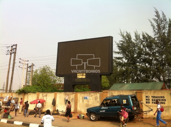 LED Billboard – Maryland, Lagos