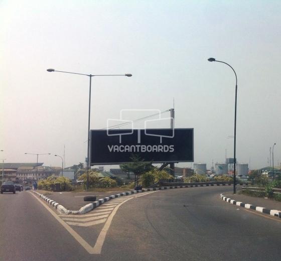 LED Billboard – MMA2, Ikeja, Lagos