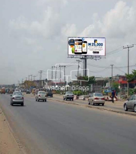 Landscape Unipole – Apapa Expressway, Lagos