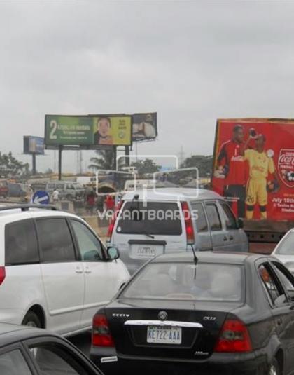 96 Sheet Billboard - Badagry Expressway, Lagos