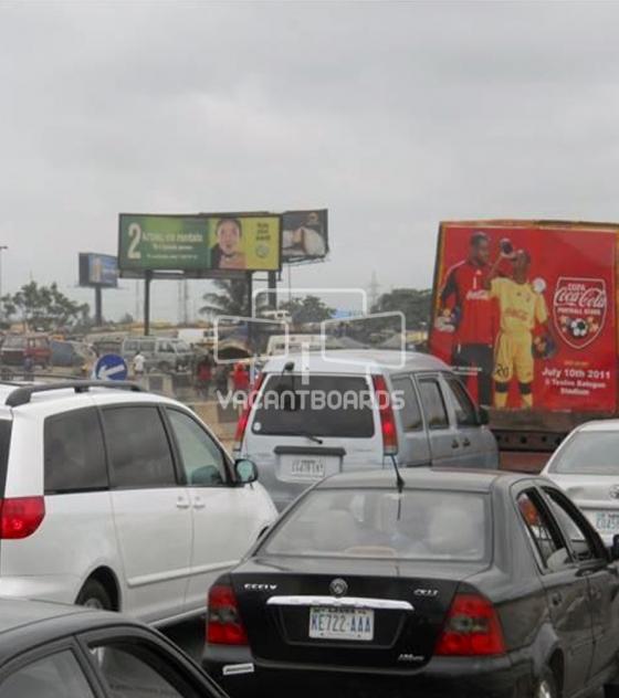 96 Sheet Billboard – Badagry Expressway, Lagos