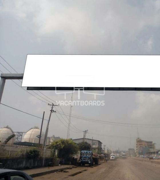 Gantry – Creek Road, Apapa, Lagos