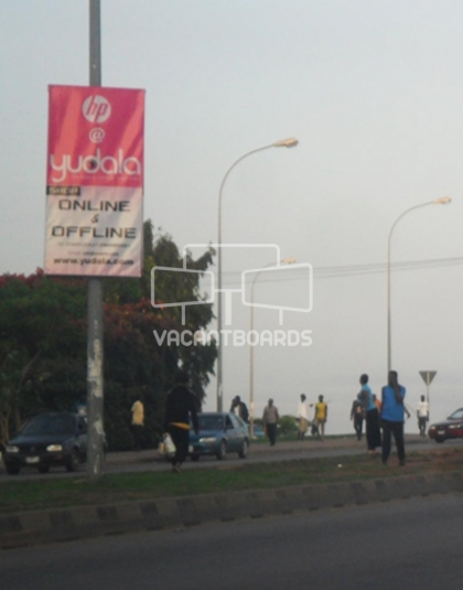Landscape Unipole - Ahmadu Bello Way, Abuja