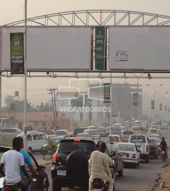 Gantry – Aare Junction, Oyo