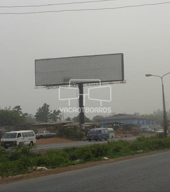 Landscape Unipole – Egbeda Tollgate, Oyo