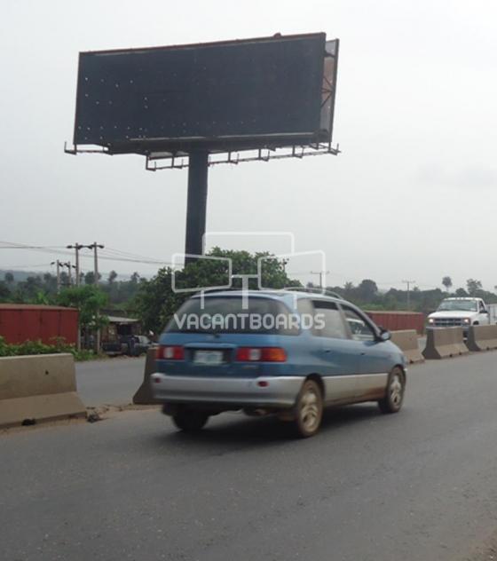 Landscape Unipole – Ibadan Expressway, Oyo