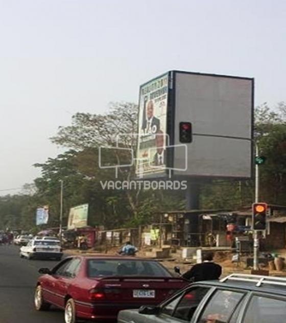 Portrait Unipole – Awolowo Junction, Oyo