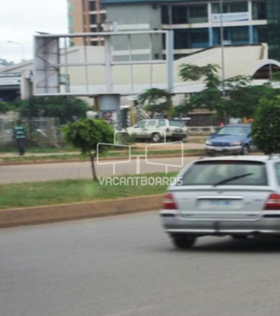 Landscape Unipole – Abdul Salami Way, Abuja