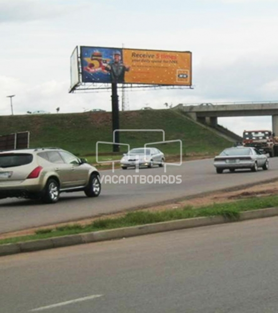 Landscape Unipole – Gwarinpa New Roundabout, Abuja