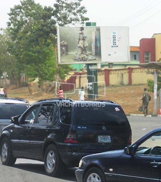 Landscape Unipole – Herbert Macaulay Way, Abuja