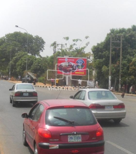 Lightbox Billboard – Tafawa Balewa Way, Abuja