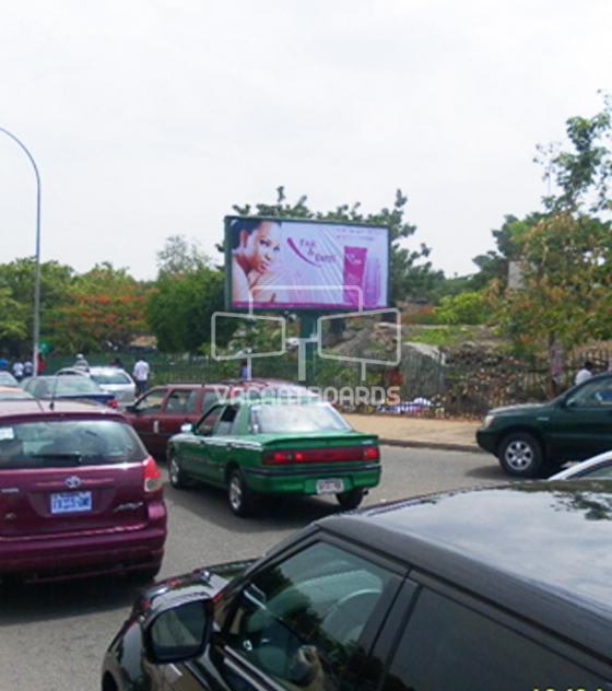 Lightbox Billboard – Kashim Ibrahim Way, Abuja