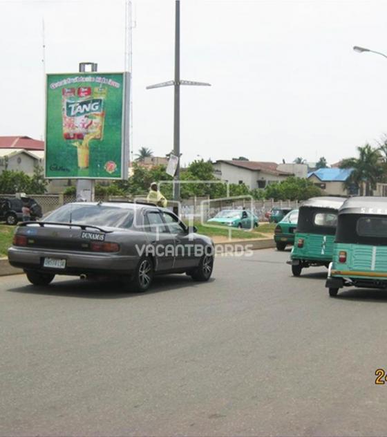Portrait Unipole – Ladoke Akintola Boulevard, Abuja