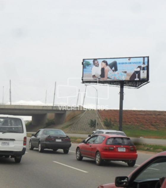 Landscape Unipole – Nnmadi Azikiwe Way, Abuja