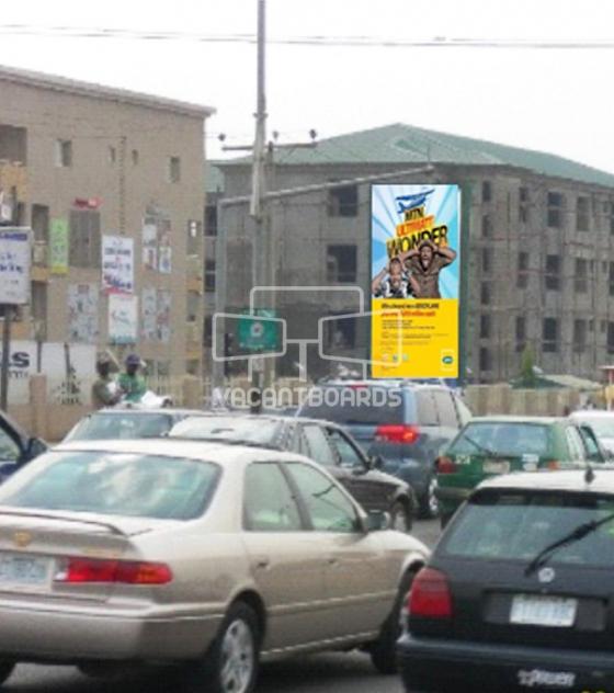 Portrait Unipole – Obafemi Awolowo Way, Abuja