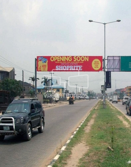 Gantry - Festac Road, Lagos