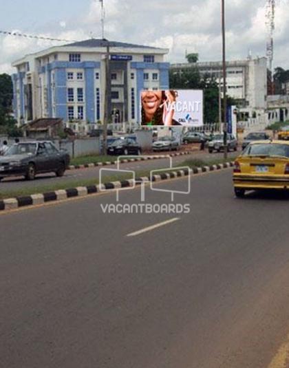 Backlit Billboard - Okpara Avenue, Enugu