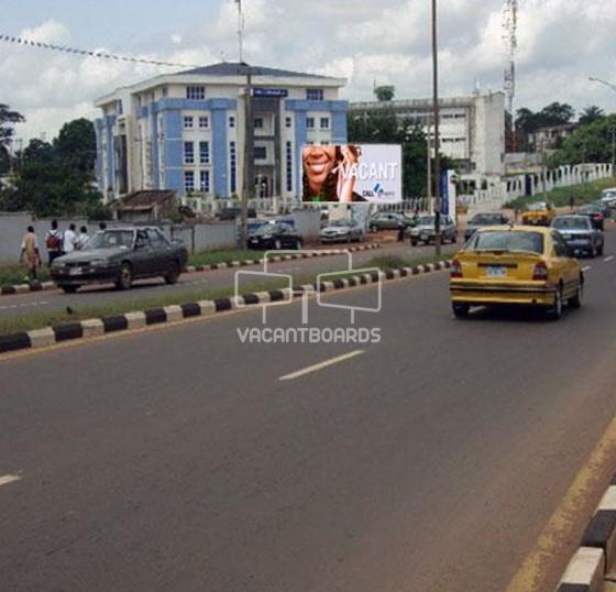 Backlit Billboard – Okpara Avenue, Enugu