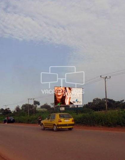 48 Sheet Billboard - Abakaliki Expressway, Enugu