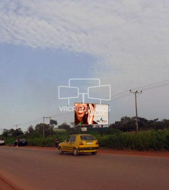 48 Sheet Billboard – Abakaliki Expressway, Enugu